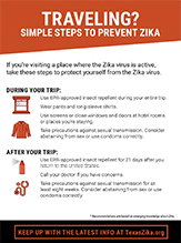 Traveling? Simple Steps to Prevent Zika Thumbnail